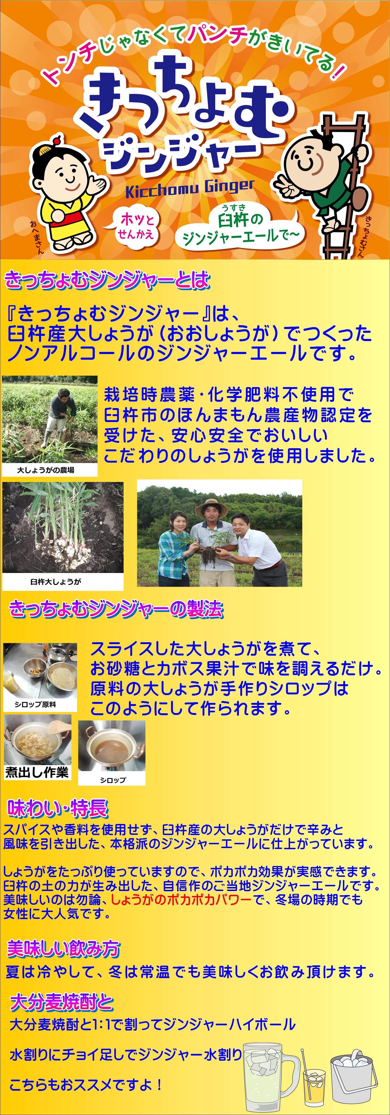 ジンジャー紹介ページ